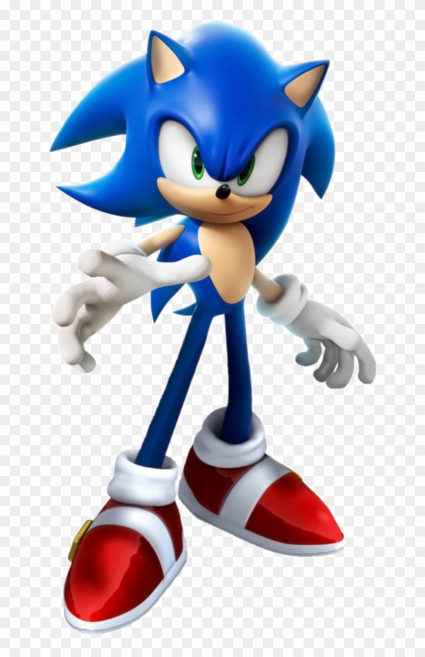 Sonic The Hedgehog Png Pic Sonic Wreck It Ralph Transparent Png 655x1218 323439 Pinpng