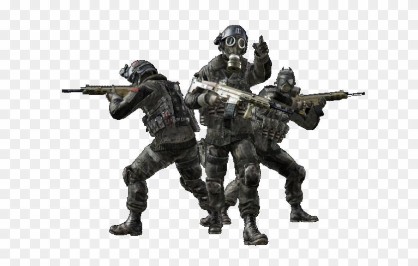 Call Of Duty Modern Warfare 3 Spetsnaz Hd Png Download 640x480