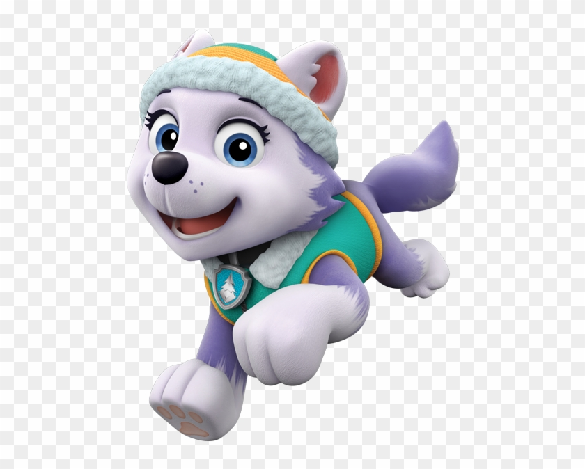 Paw Patrol Images Everest Wallpaper And