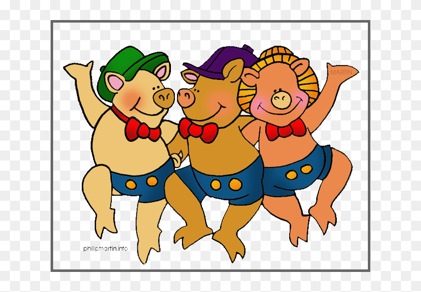 Three Little Pig Clipart   Free Images at Clker.com - vector clip art  online, royalty free & public domain
