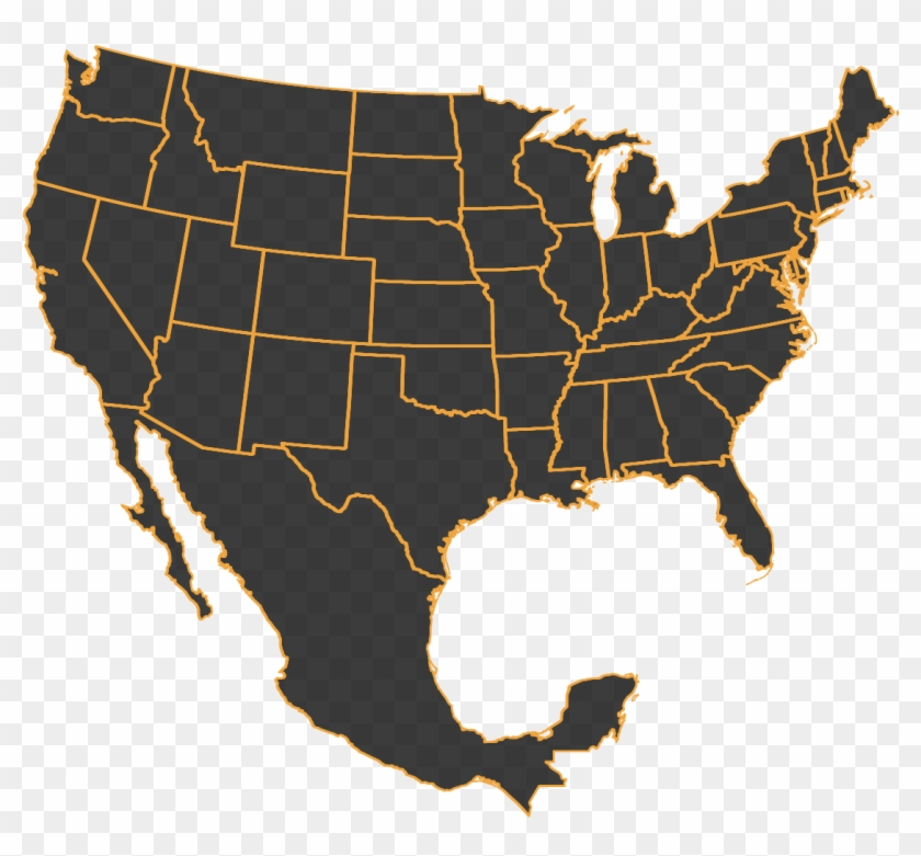 Map Of The Us And Mexico 18 Faces Immigration Reform ...