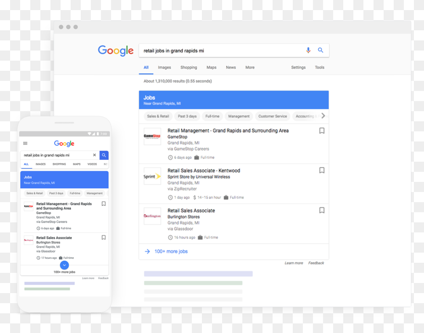 How Do I Preview Google Search For Jobs - Spreadsheet, HD