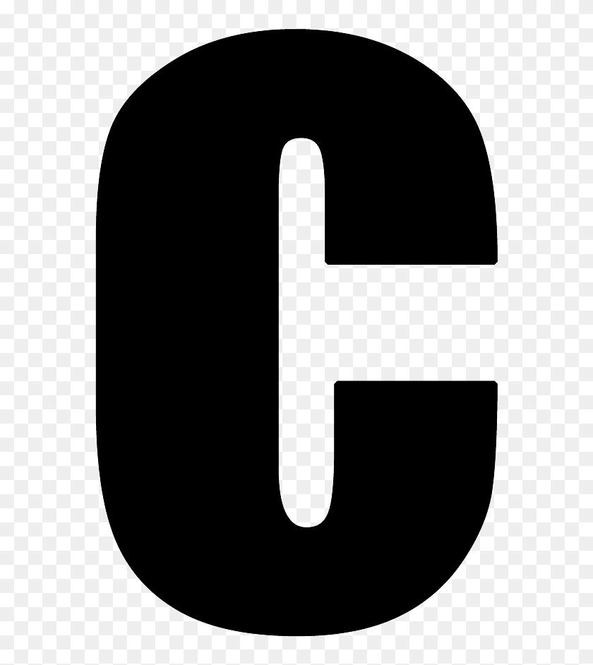 Letter C Png Sign Transparent Png 823x923 3759002