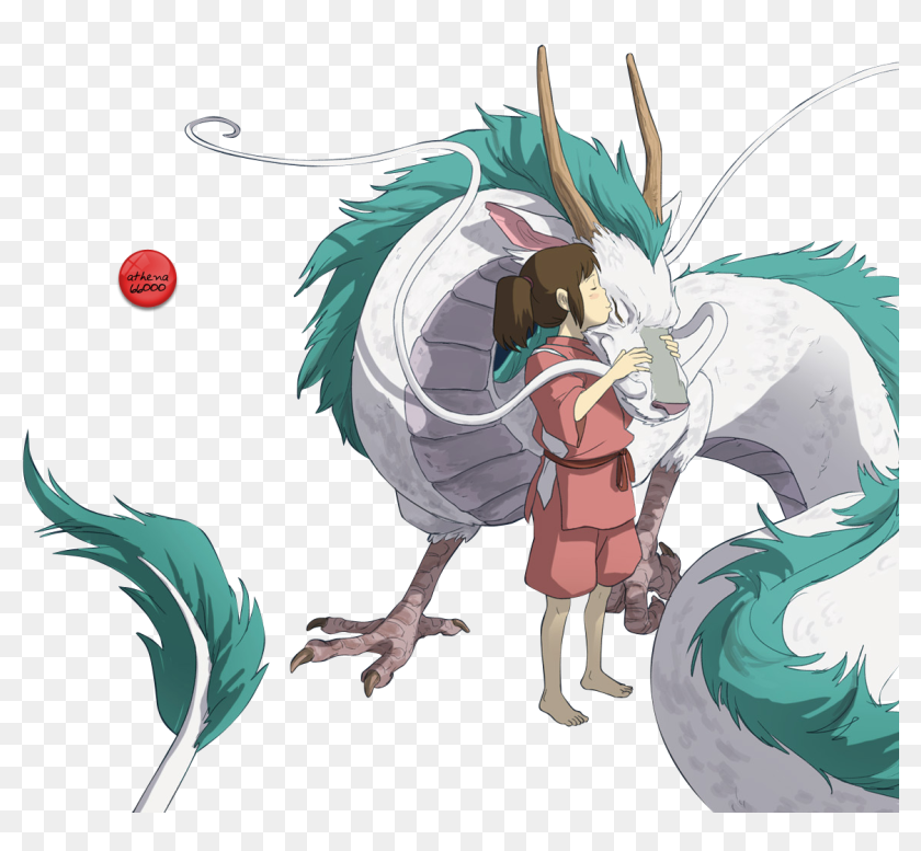 Haku From Spirited Away Dragon Drawing Blue Dragon Sea Slug Hd Png Download 1244x1032 3859810 Pinpng