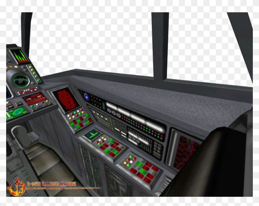 Report Rss Preybird Fighter Cockpit - Aircraft, HD Png