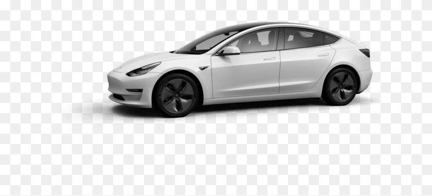 Andy Slye - White 2019 Tesla Model 3, HD Png Download