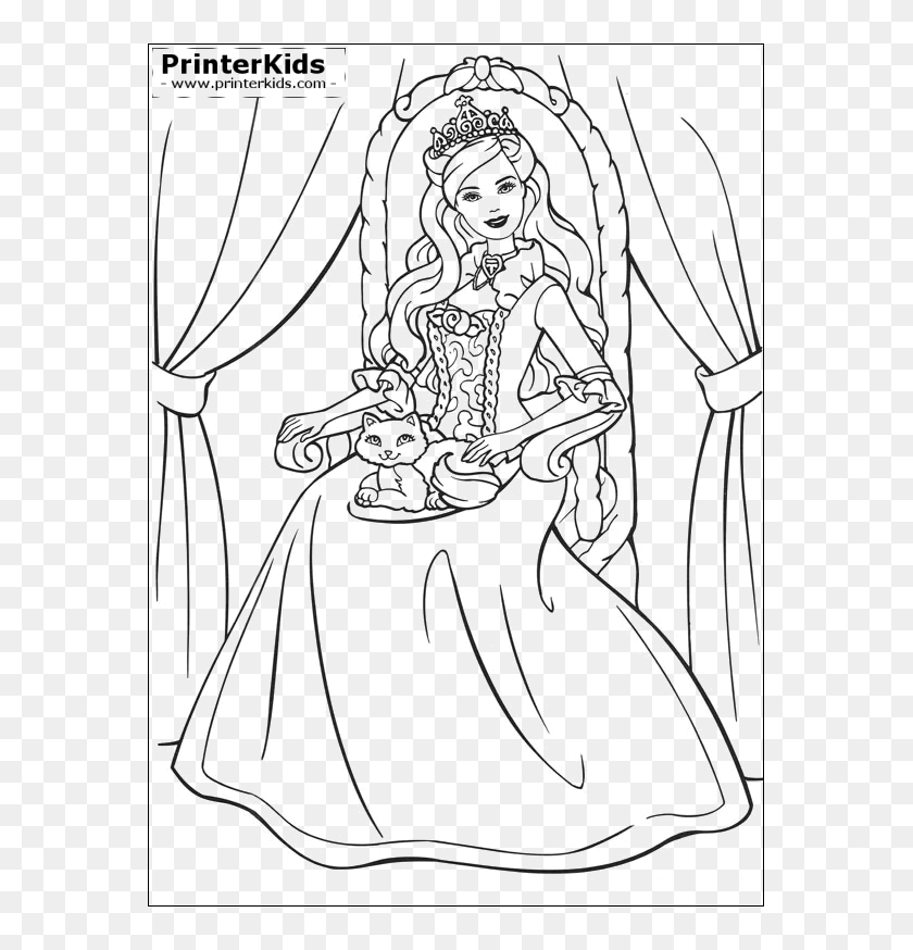 Barbie as The Island Princess/Island Adventure - Princess Rosella ... | 874x840