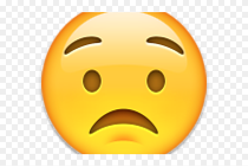 Cool Disgusted Face Emoticon Iphone Worry Emoji Hd Png Home Remodeling Inspirations Cosmcuboardxyz