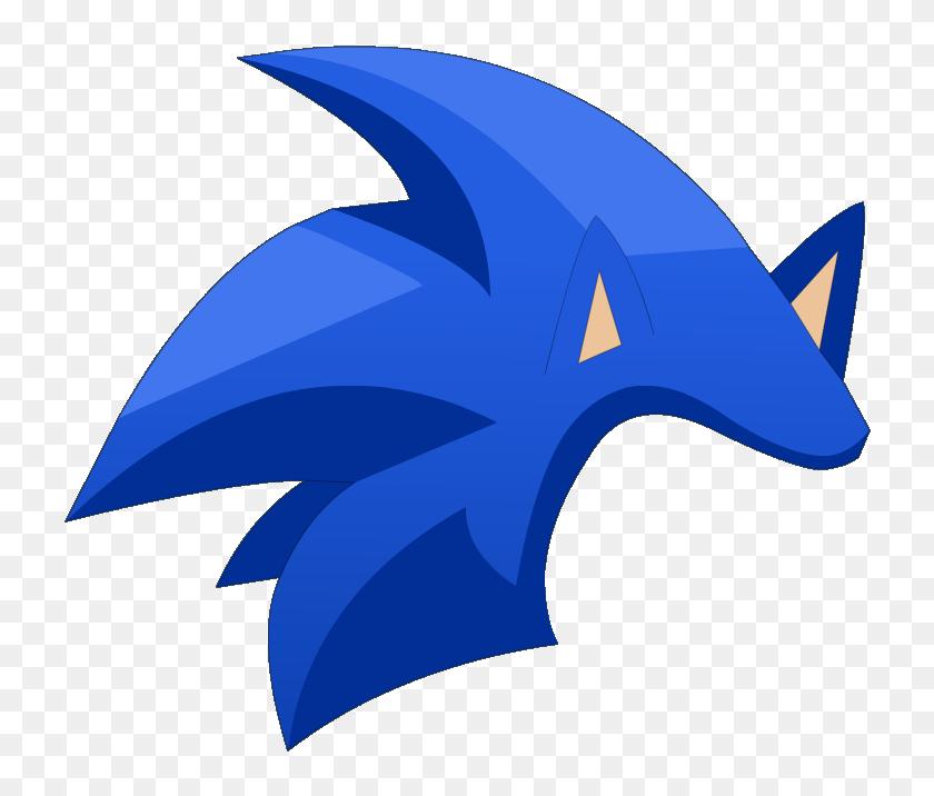 Trmice Tesekkurler Sonic The Hedgehog Hair Png Transparent Png 765x675 4086826 Pinpng