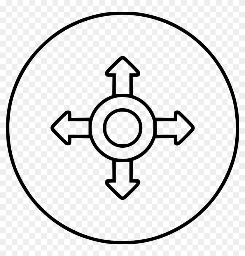 Png File Svg - Blank Clock Face, Transparent Png - 981x980