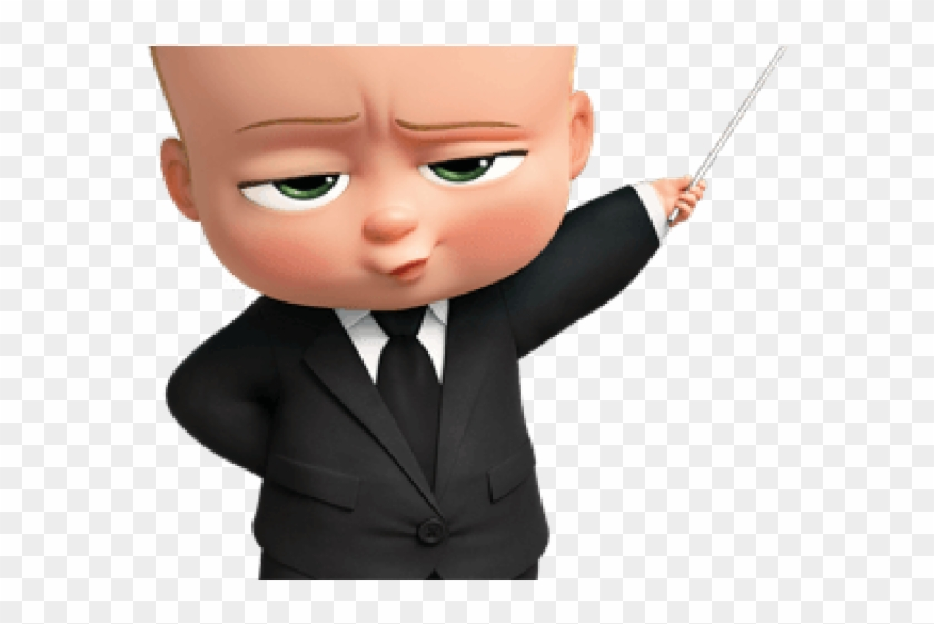 Boss Baby No Background, HD Png Download - 640x480 (#448573