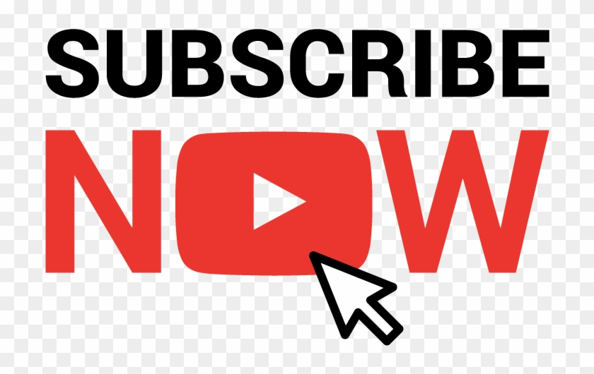 Youtube Subscribe Now Post , Png Download - Youtube Subscribe Button