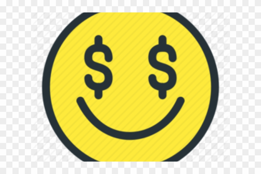 Emoji Clipart Money - Money Smiley Face, HD Png Download