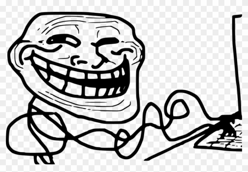 Free Png Download Computer Troll Png Images Background Moving Pictures Troll Face Transparent Png 850x550 477007 Pinpng