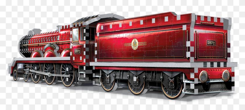 IncrediBuilds: Harry Potter: Hogwarts Express Book and 3D Wood ... | 379x840