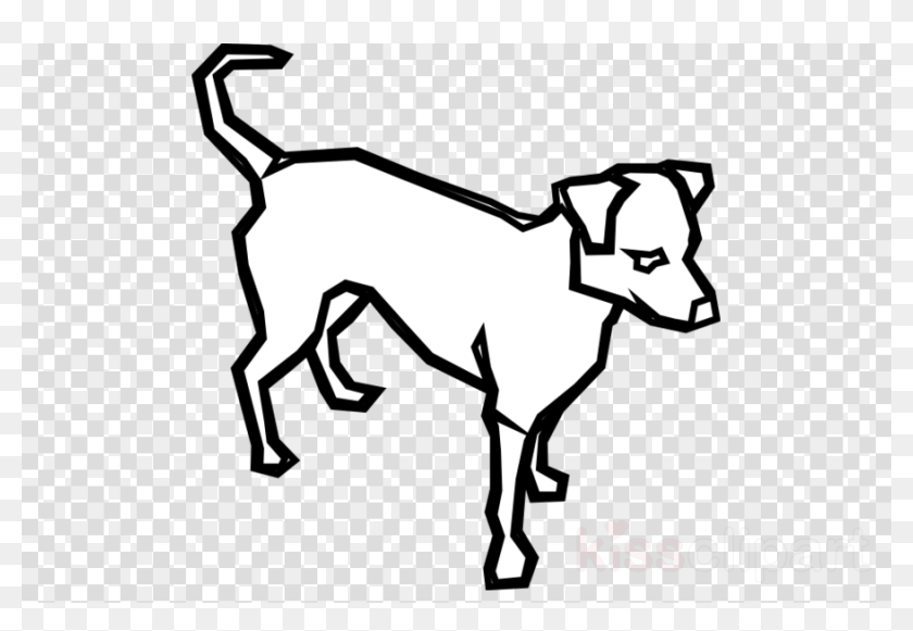 Simple Dog Drawing Clipart Labrador Retriever Puppy Cartoon Bow Tie Transparent Background Hd Png Download 900x580 4793712 Pinpng