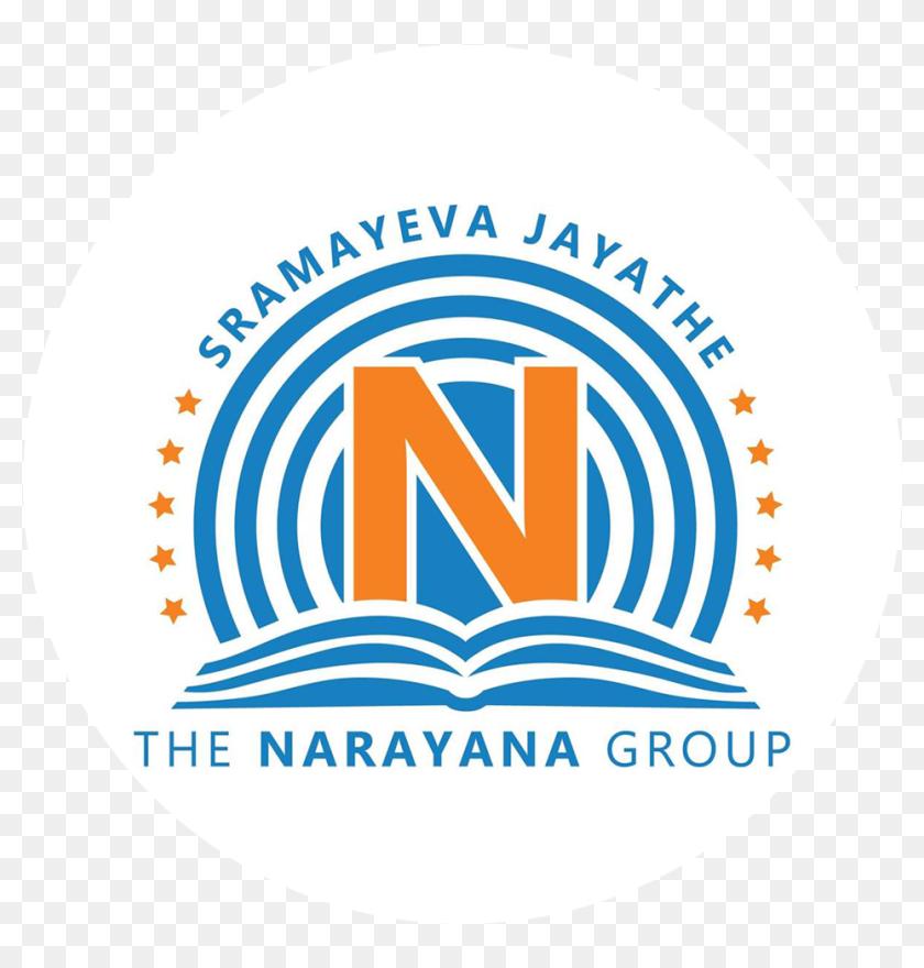 Narayana E Techno School Indore Narayana Group Of Schools Logo Hd Png Download 960x960 4854654 Pinpng