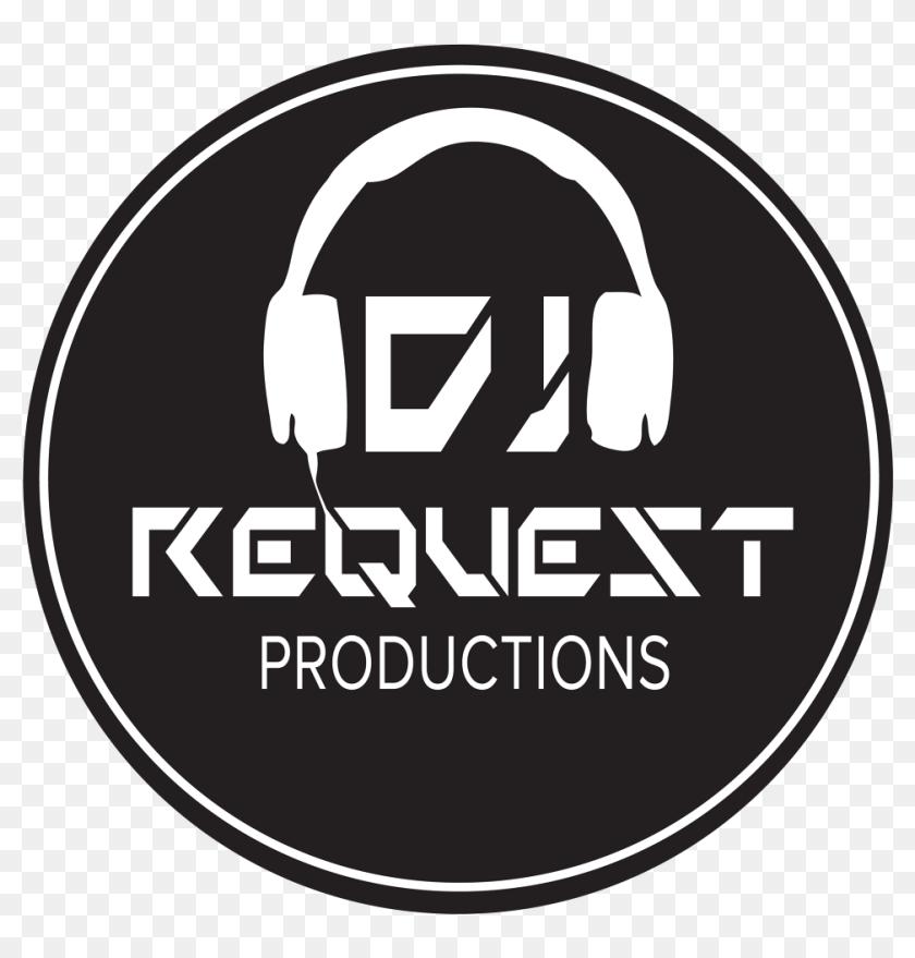 Logo Design For Boston Based Dj, Dj Request Productions
