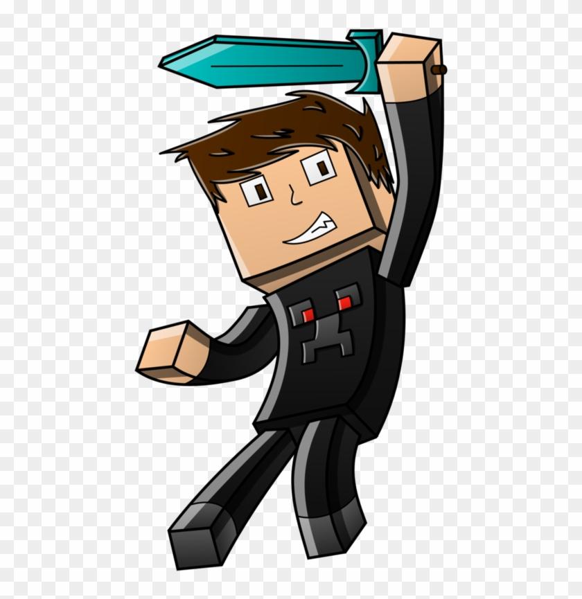 Minecraft Avatar Png Cartoon Minecraft Png Transparent Png