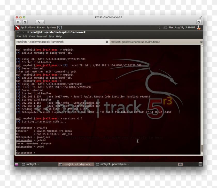 Backtrack For Mac Os