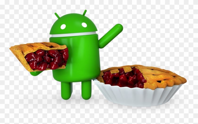 Android 9 Pie Logo - Android 9 0 Pie Png, Transparent Png