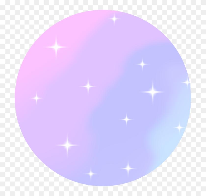 516 5161134 space galaxy kawaii pastel stars circle background circle