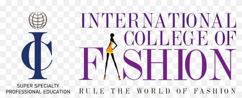 International College Of Fashion International College Of Fashion Designing Hd Png Download 1050x435 5292526 Pinpng