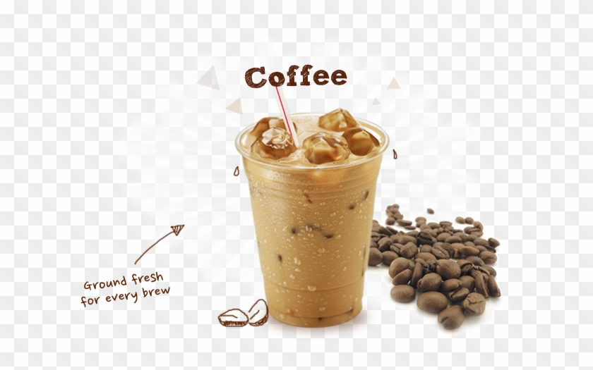Ice Milk Png File Ice Cold Coffee Png Transparent Png