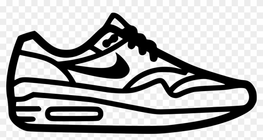 980 X 478 7 Nike Air Max Vector Hd Png Download 980x478