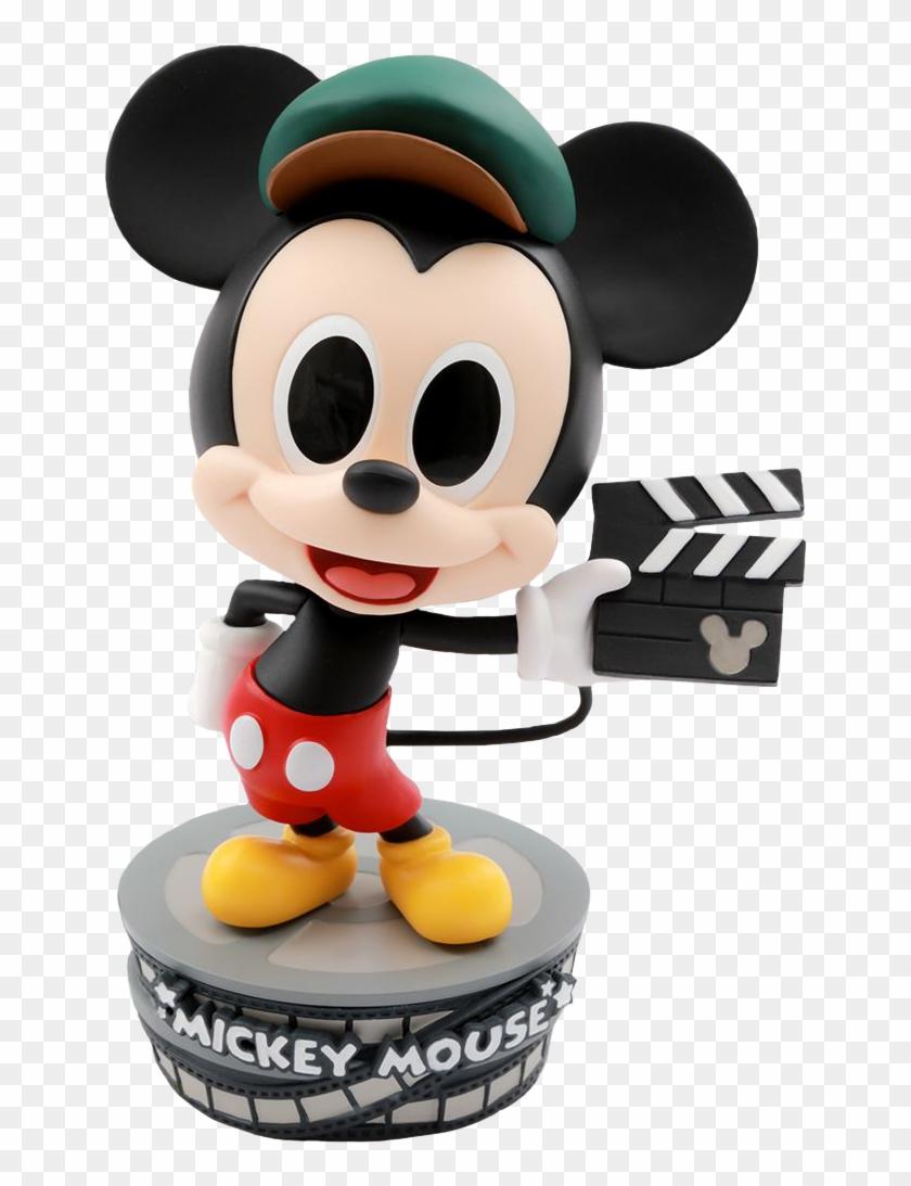 Disney Mickey Mouse 90th ANNIVERSARY Santa CHRISTMAS Hat w//Ears