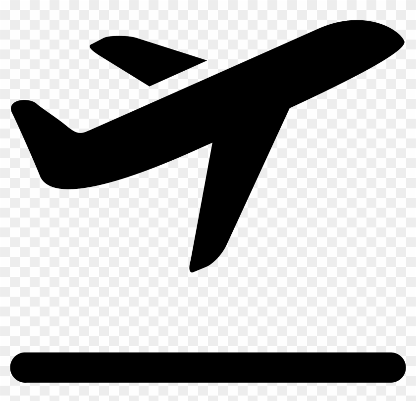 Icon Plane Png Airplane Icon Transparent Png 1600x1600