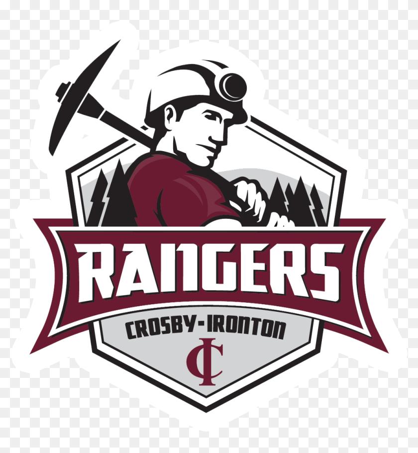 Baseball Beats Barnum 11-1 - Crosby Ironton Logo, HD Png ...