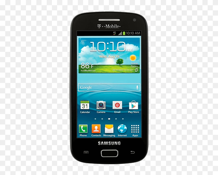 Galaxy S Png - T Mobile Phones Touch Screen, Transparent Png