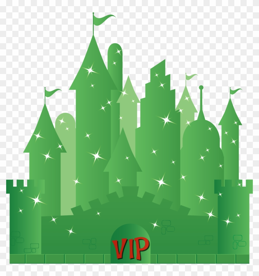Follow Me To The Emerald City Vip Page Wizard Of Oz