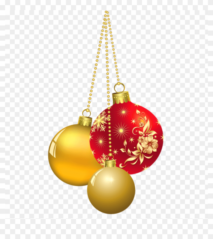 Free Png Transparent Christmas Ornaments Png Images Transparent