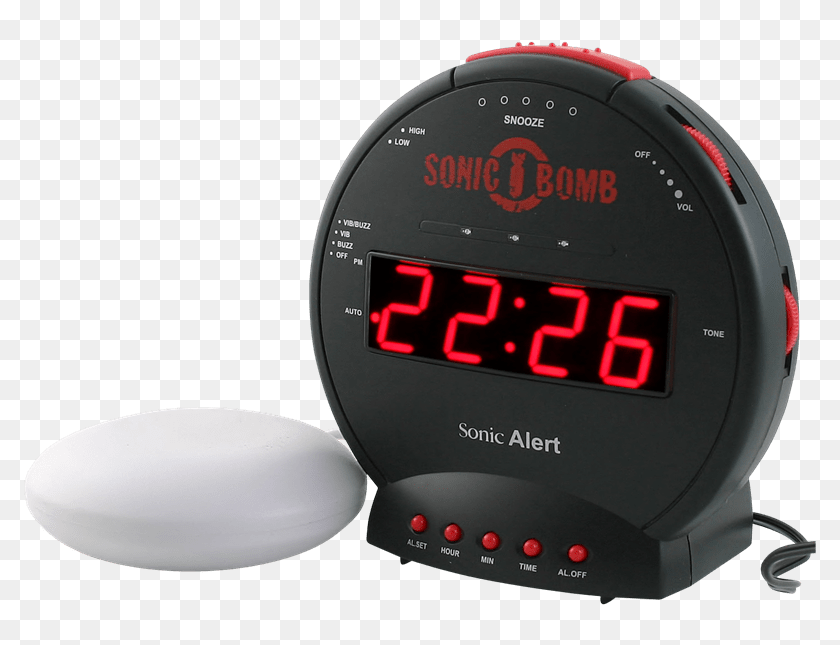 "Best Alarm Clock For Heavy Sleepers 2018 ""early To - Sonic"