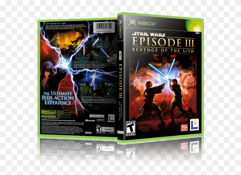 Star Wars Episode Iii 3 Revenge Of The Sith Replacement Star Wars Episode 3 Game Hd Png Download 584x532 6574732 Pinpng