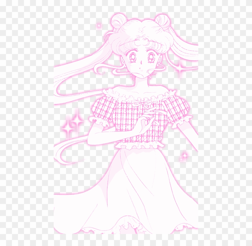 Gif Cute Rainbow Glitter Anime Kawaii Graphics Manga Sailor Moon Transparent Kawaii Hd Png Download 482x740 663415 Pinpng