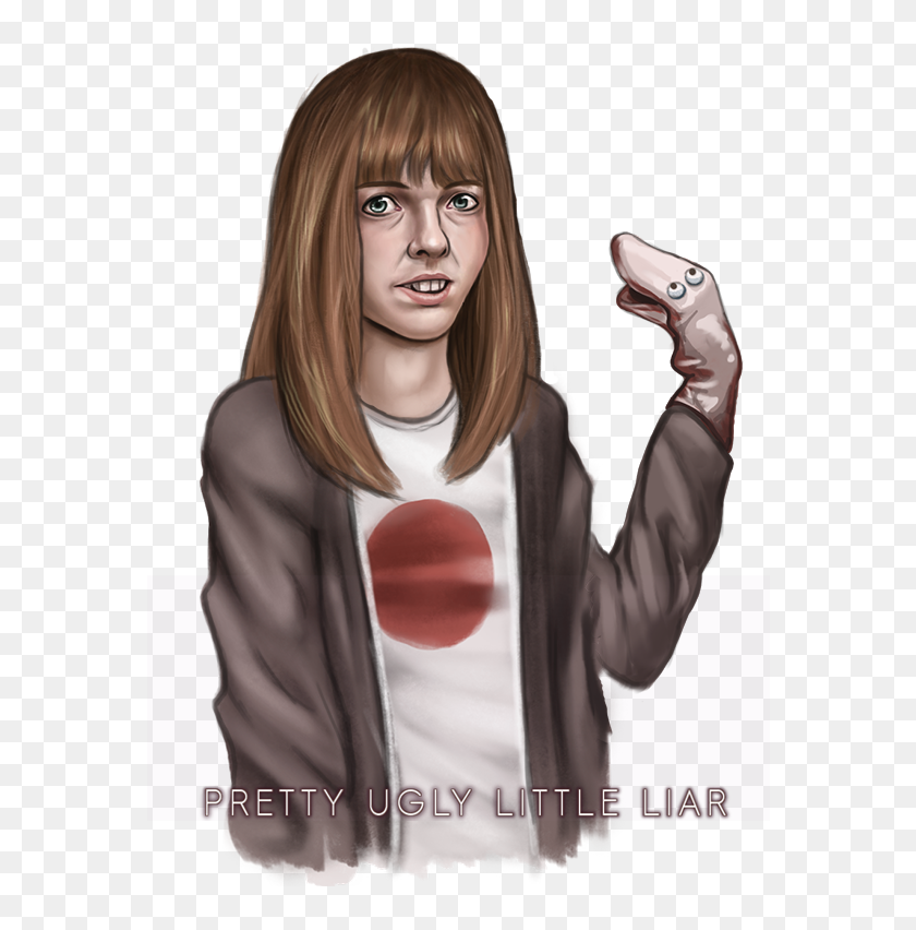 Mira Final Thumb Acfa955c0322efd5b9d Pretty Ugly Little Liars Banner Hd Png Download 571x800 6622254 Pinpng I don't think you would want somebody to come up to you and call you that. pretty ugly little liars banner hd png