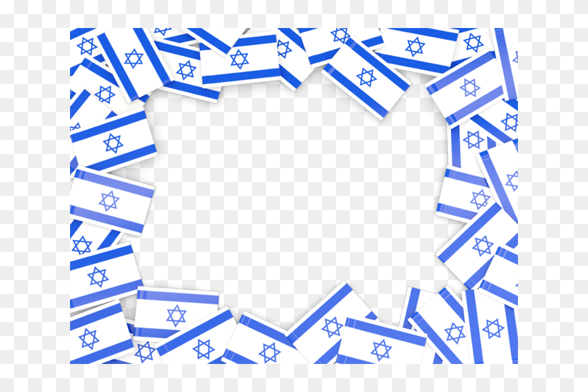 Transparent Israeli Flag Png Png Download 640x480 6645768 Pinpng