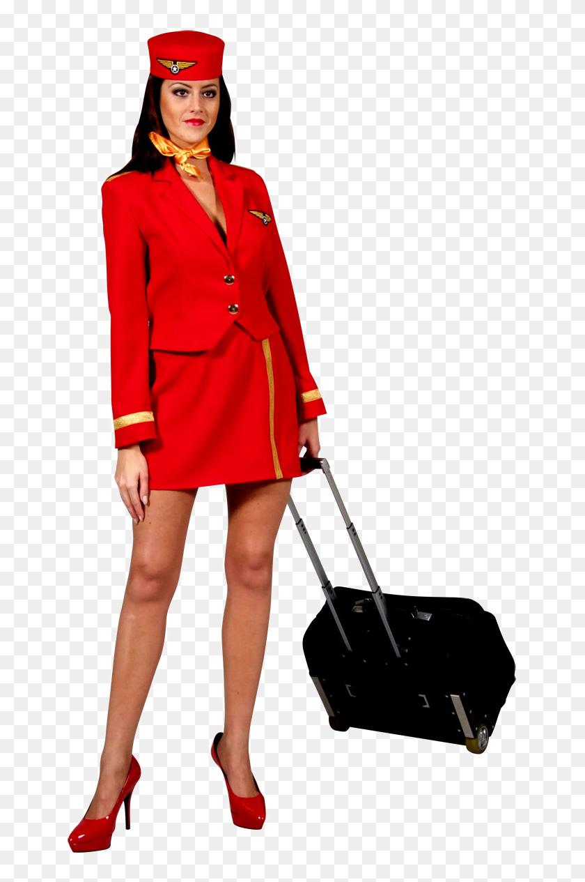 Girls Stewardess Costume Child Flight Attendant Air Hostess Fancy Dress Book Day