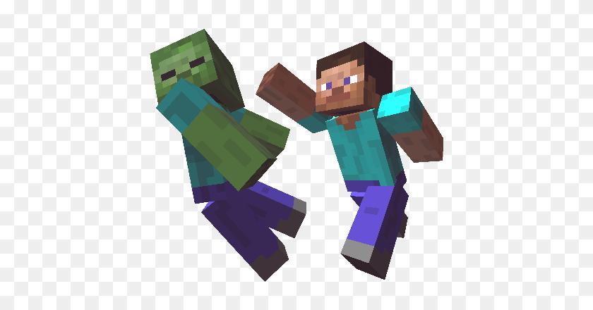 Steve Transparent Off Minecraft Minecraft Steve With Monsters