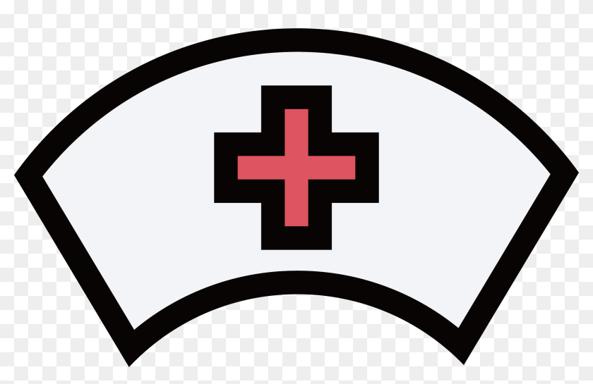 Nursing Hat Nurses Cap Icon Nurse Hat Png Transparent Png 2168x1305 6855512 Pinpng