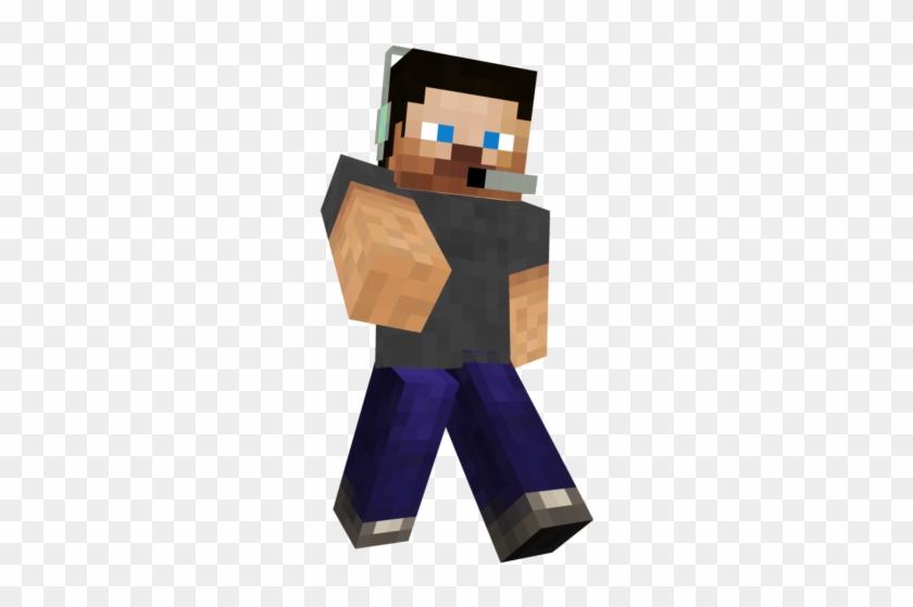Wyfupng Gamer Steve Minecraft Skin Transparent Png 640x640 693458 Pinpng