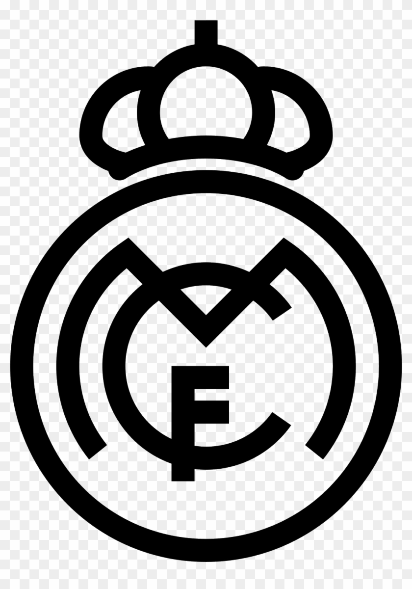 Png Real Madrid Real Madrid Icon Png Transparent Png 1600x1600
