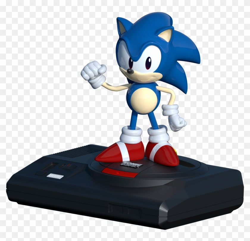 I Made A Render Of The Sonic Mania Collector's Edition