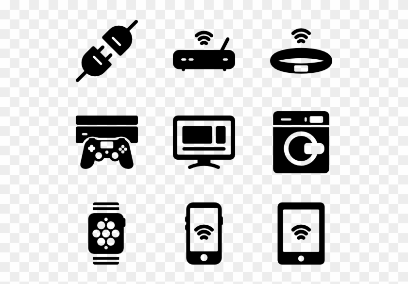 Internet Of Things Travel Icon Transparent Background Hd Png Download 600x564 748138 Pinpng