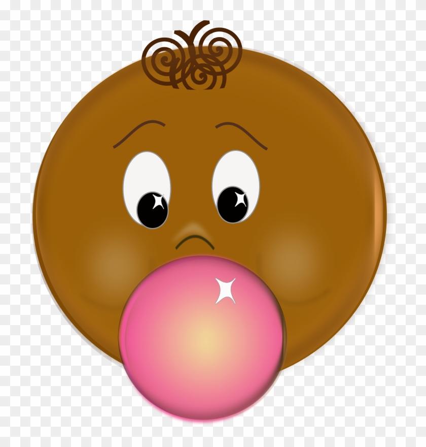 Bubble Gum - Gambar Kartun Permen Karet, HD Png Download