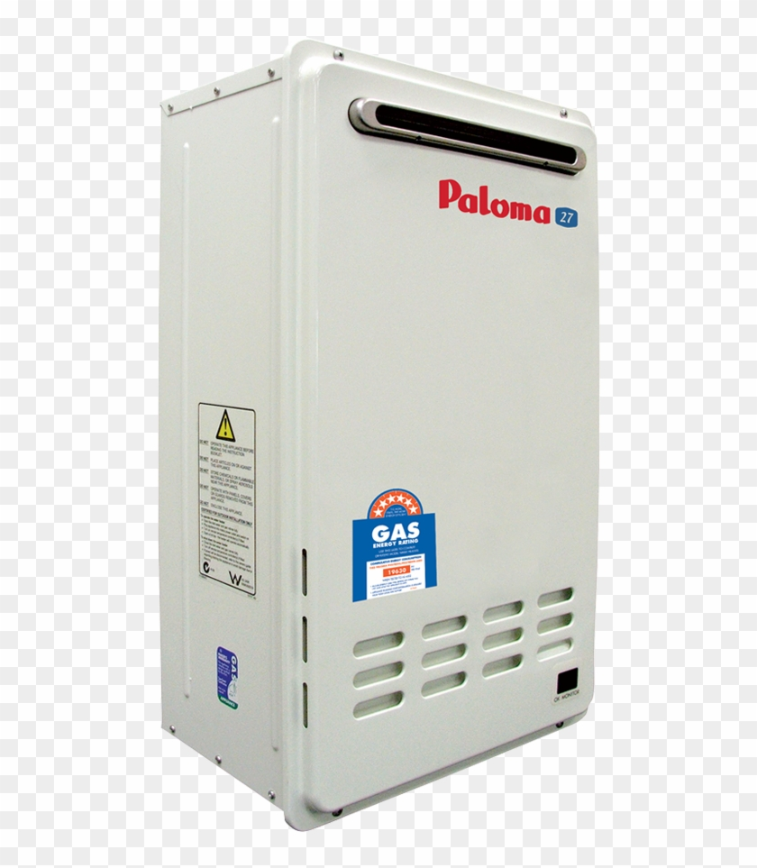 Paloma 27 External Litre Gas System