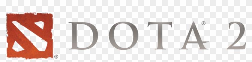 Logo - Dota 2 Logo Text, HD Png Download - 1200x300 (#775140